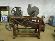 Antique Sprout Waldron And Co. Muncy Pa Corn / Grain / Grist Mill Cracker Cutter