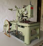 Reece 101 Eyelet Buttonhole Commercial Sewing Machine+ Table And 110/220 Motor