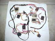 1979 - 1986 Ford Mustang Gt Lx Svo Power Window / Lock Switches Lot - Black