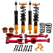 Coilovers Suspension Kits For Ford Mustang 4th 94-04 Adj. Height W/ Control Arm
