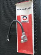 Nos Battery Cable- Gm Delco Packard Cadillac Oldsmobile Pontiac Chevrolet Buick