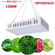 10x 1500w Diy Led Grow Light For Indoor House Hydroponic Veg Bloom Plant Lamp