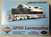 Proto 200 Series Limited Edition Gp20 Locomotive Demonstrator New In Box