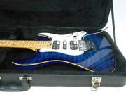Schecter Sd-dx-24 As Full-scale Domestic Model Superb Quilt Top Ash Body _51646