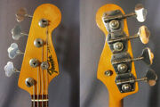 Fender American Vintage And03962 Jazz Bass 3knobs _51919