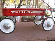 Vintage Pull Wagon1940/50and039s Murray Pedal Car