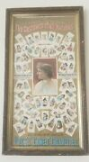 1888 Duke The Costumes Of All Nations Banner Super Rare