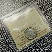 1948 Canada 10 Cents Dime - Iccs Ms 64 - Great Eye Appeal - Nice Coinsofcanada