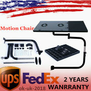 Chair Arm Mouse Pad Clamping Wrist Support Elbow Rest Non Slip Mat Accessories