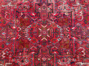 8x11 Vintage Wool Rug Hand-knotted Antique Handmade Oriental Carpet 8x12 9x12 Ft