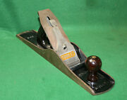 Great User Stanley Bailey No 6 Type 19 Ca. 1948-61 Fore Plane Usa Invbr08