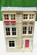 Fisher Price Loving Family Special Edition Townhouse Dollhouse Lights And Sounds