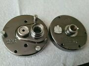 Abu 6500c3 Ct Mag/pro Smoked Chrome Sideplates Great 2 Of 2 See Pics Etc Plz