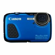 Secondhand 1-year Warranty Canon Powershot D30 _53201