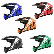 2021 Afx Fx-19r Racing Full Face Motocross Off-road Helmet - Pick Size And Color