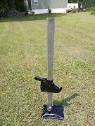 Vintage Bumper Jack Chevy Ford Chrysler Universal 60s 70s Muscle Car Slot Style