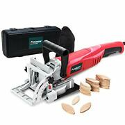 8.5 Amp Biscuit Cutter Plate Joiner With No. 0 Wood30 Pcs No. 10 Wood30