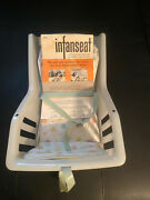 1950-60s Infant Seat Vintage Antique Retro Baby Chair Highchair New Nos