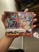 Hot Wheels Mint Battle Force 5 2009 Collector Catalog And Dvd