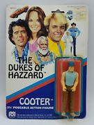Vintage Mego The Dukes Of Hazzard 1981 3 3/4 Cooter, New