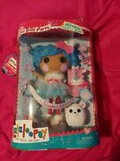 Lalaloopsy Limited Edition Full Size Mittens Fluff 'n' Stuff And Charm New 2015