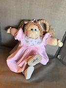 Cabbage Patch Kids /may 15th 1984 Little People Soft Sculptured
