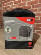 Weber Grill Cover With Storage Bag For Genesis 300 Series Gas Grill 7107