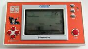 Nintendo Game And Watch Gw Climber Dr-106 Handheld Video Game Vintage Mint Cond