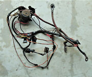 Wheel Horse B111 Wiring Harness Complete