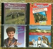 Lot Of 4 Dutch And German Cds Including Klaus And Klaus And Helmut Hummel