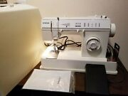 Singer Model 5705c Sewing Machine With Foot Pedal And Manual