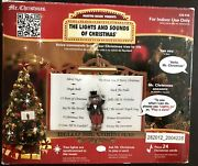 Mr. Christmas Maestro Mouse Presents The Lights And Sounds Of Christmas 526016