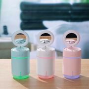 Humidifier Usb Led Night Light Home Tabletop Air Purifier Auto Shut-off