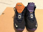 Nike Lebron James Xvii 17 As Monstars Asg Space Jam Cw1036-400 Youth Size 4.5y