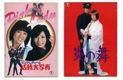Movie/ Dance Of Fire Pink Ladyand039s Activity Big Pictures Theatrical Film Brochure