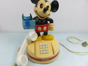 Mickey Mouse Phone Car Manufactured By Kanda Telecommunications Industry Co.