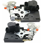 For Chevy Tahoe Door Lock Actuator 2000 01 02 03 04 05 2006 Lh And Rh Pair Rear