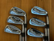 Mizuno Mp-15 Irons - 5-pw - Heads Only - Fair Condition