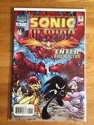 Sonic The Hedgehog 104 Vg Archie Comics 2001 Bagged And Boarded