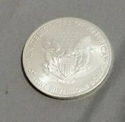 1 Oz 999 Silver Rounds Coins American Eagle 2014