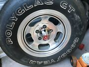 1973 Ford Mustang Mach 1 Wheel Forged Set Of 4 Aluminum