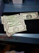 Enco Lucky Tiger Money Lot Of 15 1 Unit Notes Some Consecutive Serial Numbered