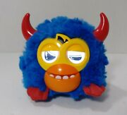 2012 Hasbro Furby Furbylings Party Rockers Scoffby Evil Red Horns Tested Works