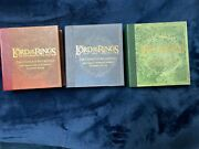 Lord Of The Rings Complete Recordings Fellowship Two Towers Return King Cd