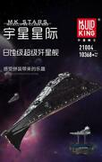 Mould King Building Blocks Star Plan The Eclipse-class Dreadnought Model Sets