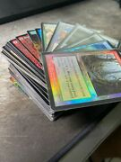 154 Foil Card Lot Most Nm, Few P,sp Mtg Prices From 2 To 25 10 Off Tcglow