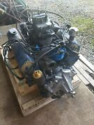 1965 Ford 289 V8 Mustang Engine For Parts