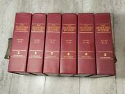 The Anchor Bible Dictionary 6 Volume Set Complete First Edition 1992 Doubleday