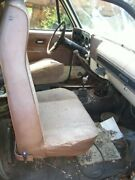 78-83 Chevy Blazer Pickup Truck Factory Front Bucket Seats And Blazer Rear