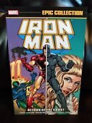 Iron Man Epic Collection Return Of The Ghost Tpb Omnibus